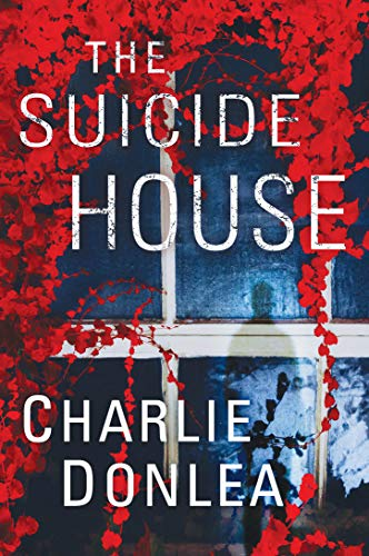 """Title: <a href=""""https://amzn.to/32LfQGC"""">The Suicide House</a> Book Cover"""